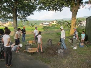 examples of volunteer activities