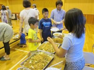 子ども合宿と国際ボランティア